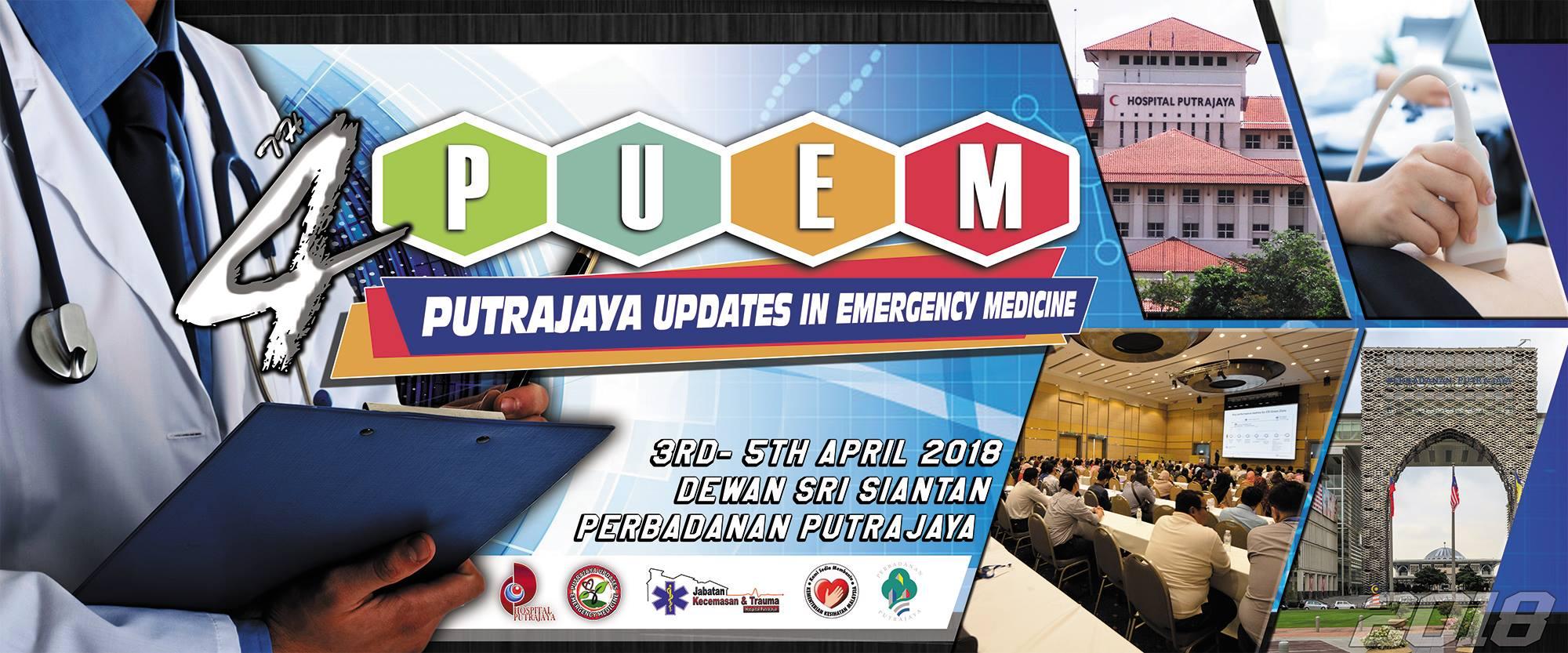 4th Putrajaya Update in Emergency Medicine | Medik-Link